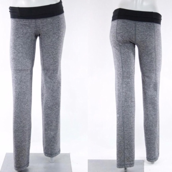 939746472cba0 New Lululemon Fold Over High Waist Yoga Pants 8. M_5aaefd9b8df470c8328c4d41